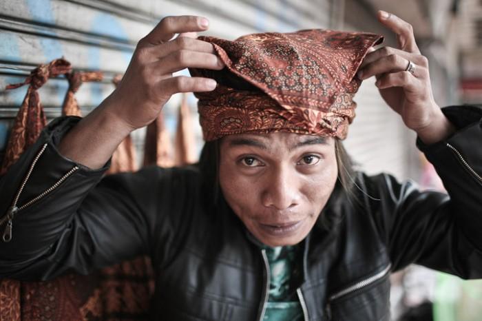 Sundanese man