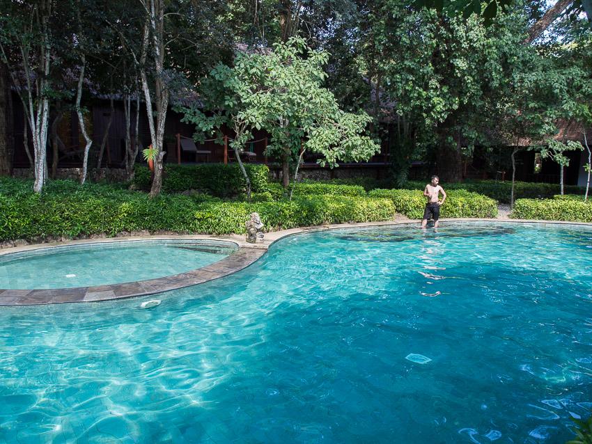 the menjangan resort jungle bali