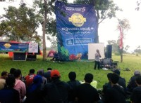 Materi Fotografi Perjalanan di Kaskus OANC Gathering, Bandung, Mei 2015
