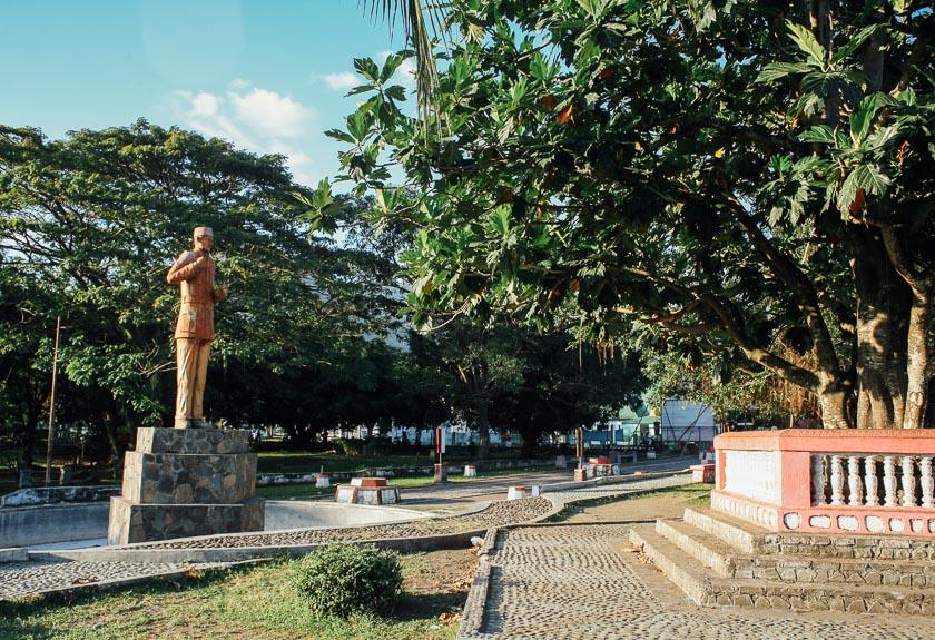 Pohon Sukun, saksi bisu lahirnya pancasila