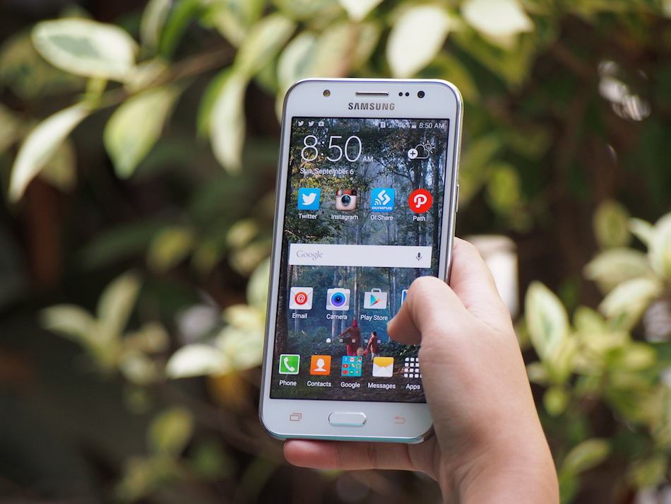 Samsung Galaxy J5 review indonesia