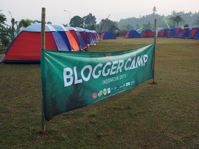 Bloggercamp hari blogger nasional