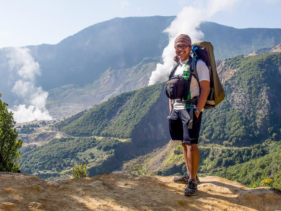 tas backpack gunung