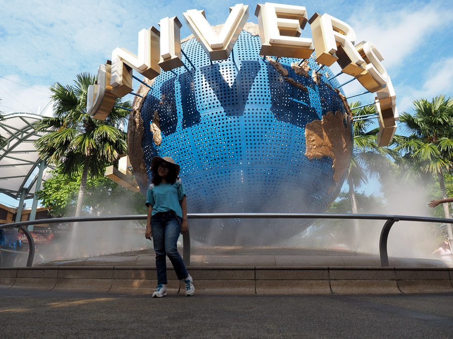 universal studio singapura backpacker indonesia
