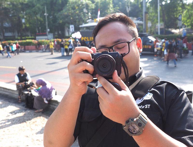 memilih kamera mirrorless
