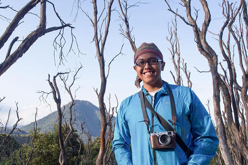 kamera mirrorless fuji x100