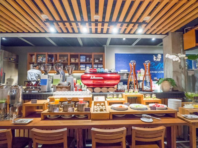Tempat Barista Everjoy cafe