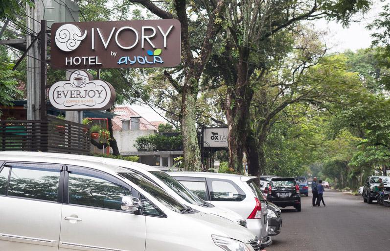 hotel ivory bandung
