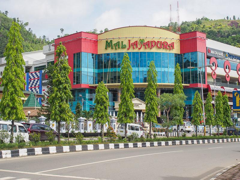 mall jayapura