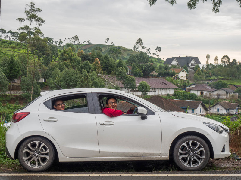 mazda 2 indonesia test drive
