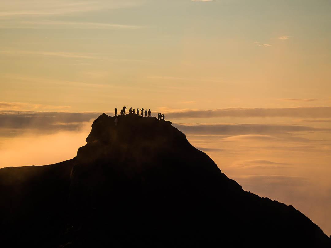 puncak gunung agung bali