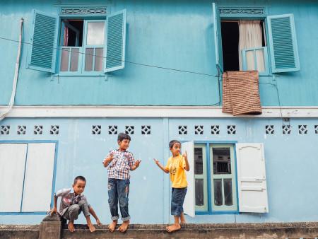 Photo Essay : Bentengan