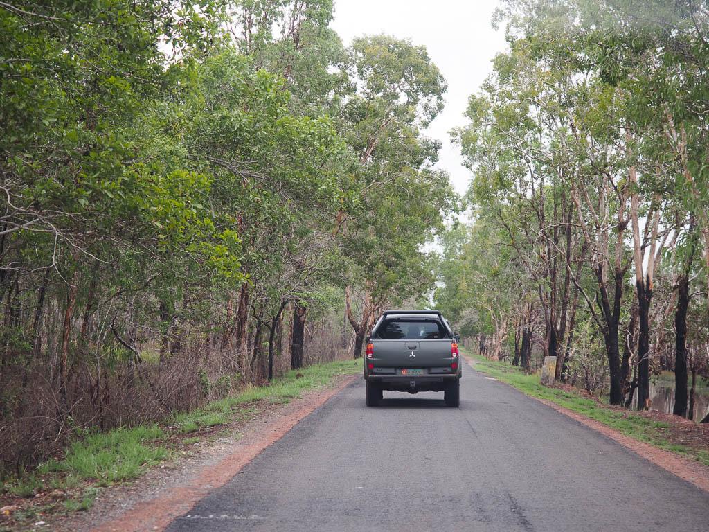 Melintasi Taman Nasional Wasur