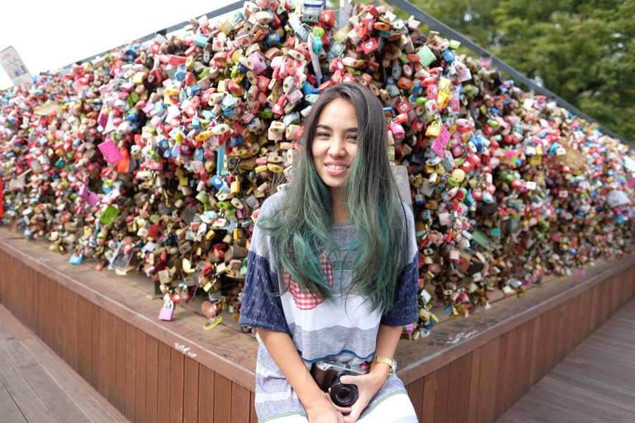 Love Padlock Seoul Tower