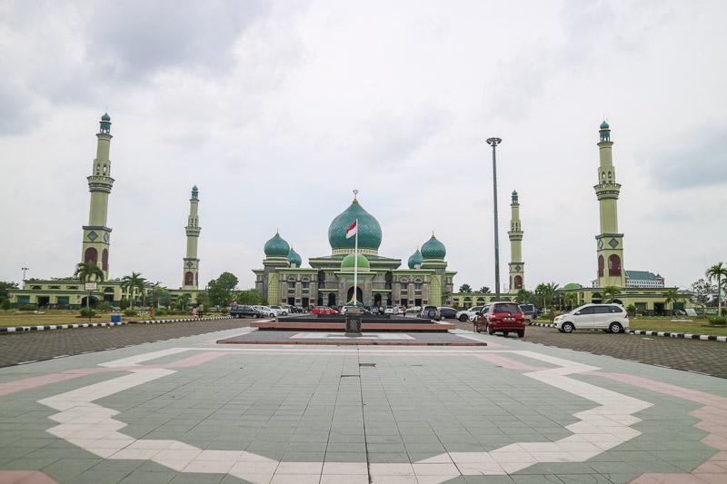 Masjid An-Nur (masjid raya pekanbaru)