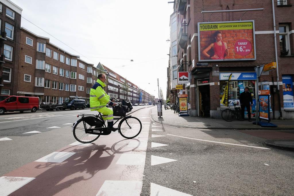 Sepeda Amsterdam