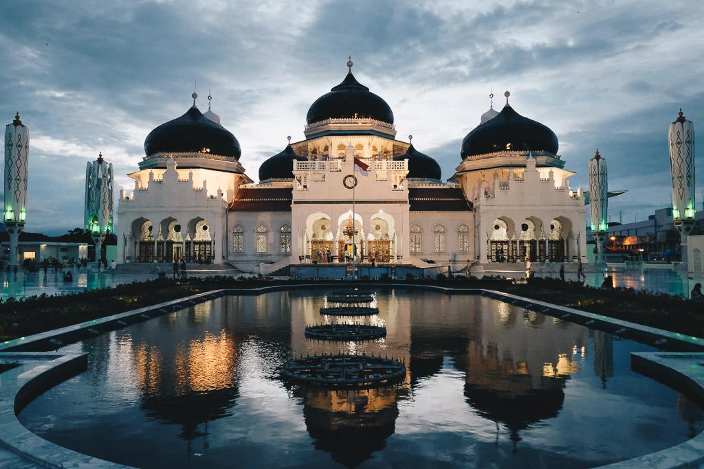 masjid baiturahman