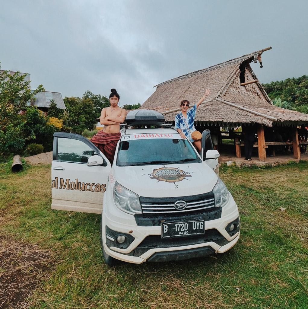 Maluku Utara Road Trip!
