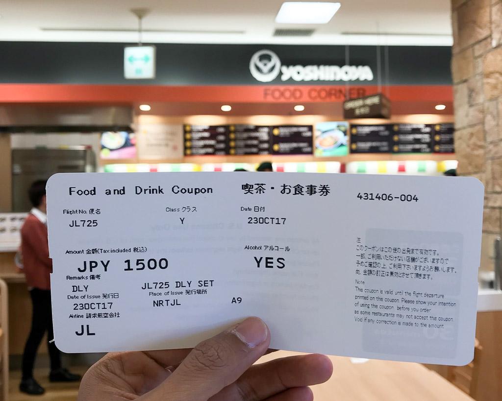 Review Pengalaman Naik Japan Airlines Dari Jakarta Ke