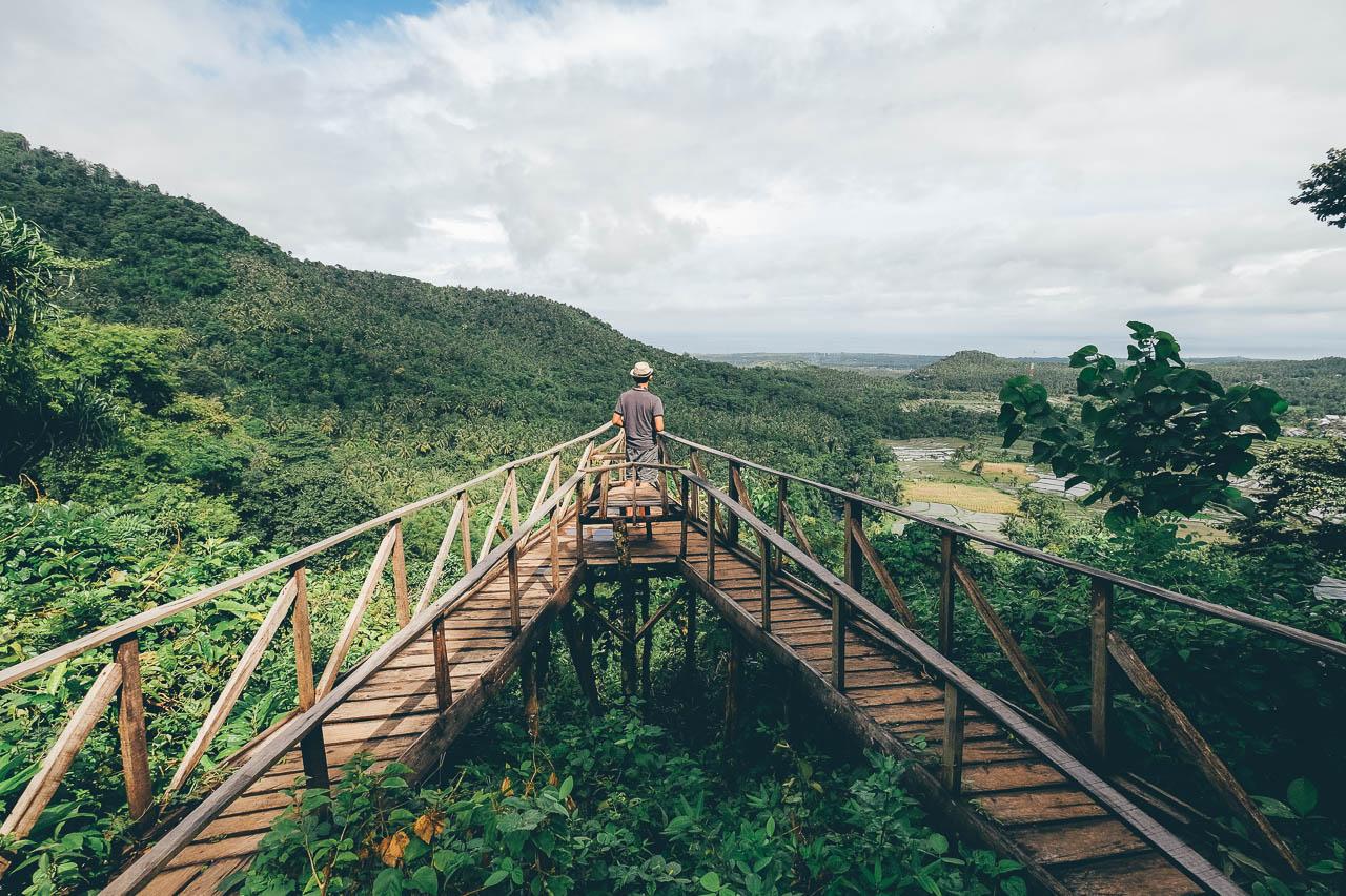 Rumah Pohon Gangga Dan Tiu Pituq Spot Instagramable Di