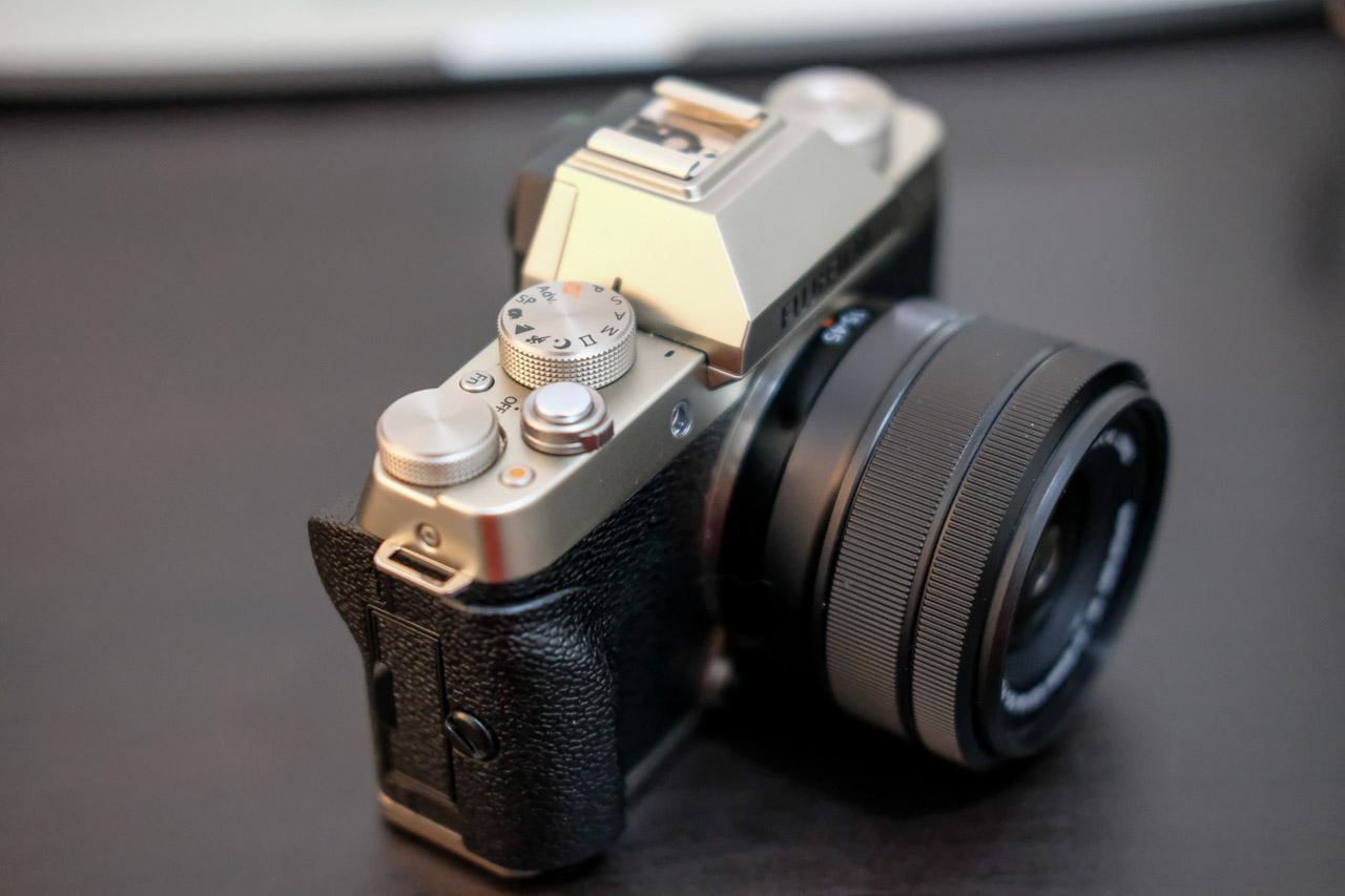 Fujifilm X-T100 Review : Mirrorless Seri X-T Termurah